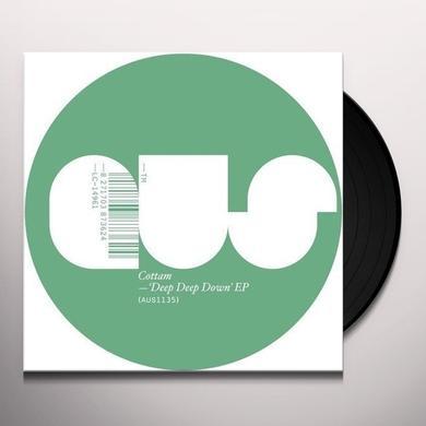 Cottam DEEP DEEP DOWN (EP) Vinyl Record