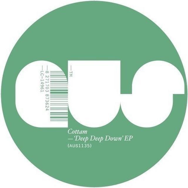 Cottam DEEP DEEP DOWN Vinyl Record