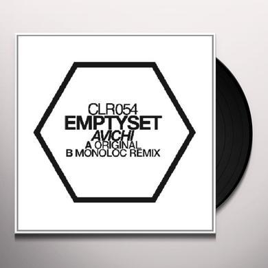 Emptyset AVICHI (EP) Vinyl Record