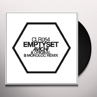 Emptyset AVICHI Vinyl Record