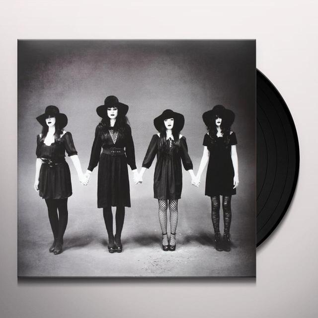 BLACK BELLES Vinyl Record
