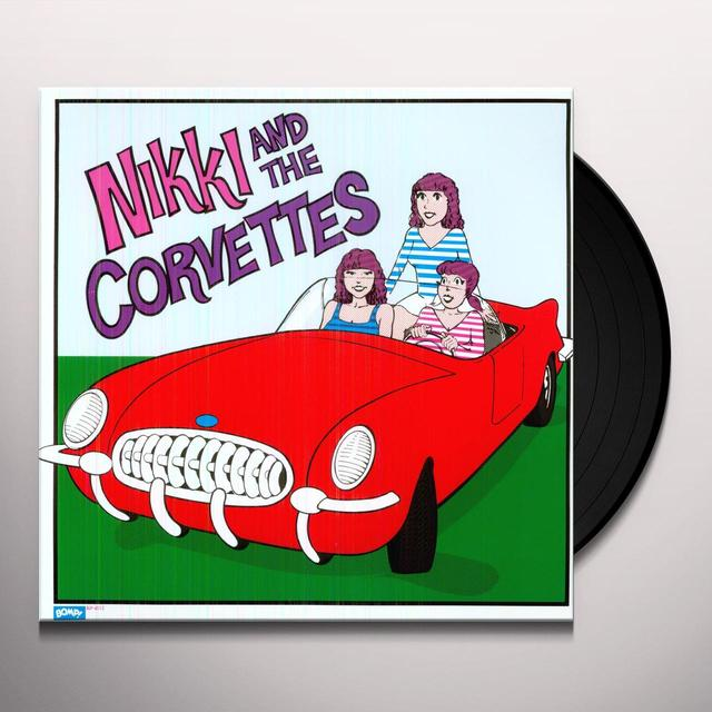 NIKKI & THE CORVETTES Vinyl Record