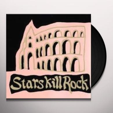 STARS KILL ROCK / VARIOUS Vinyl Record