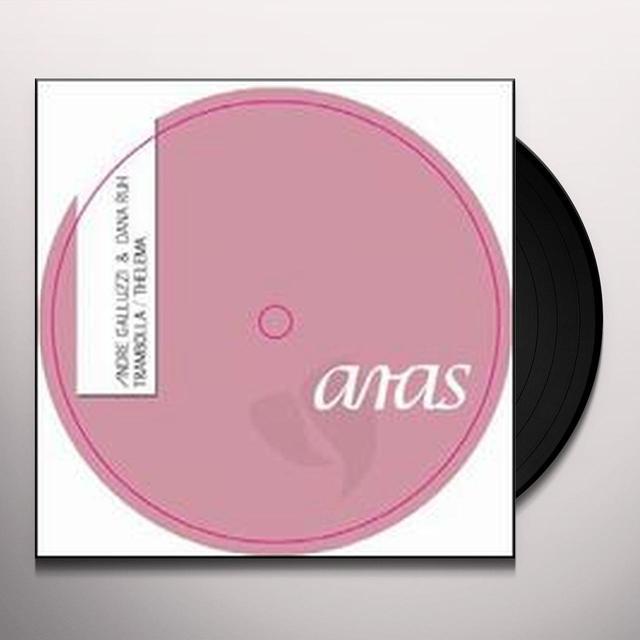 Andre / Dana Ruh Galluzzi TRAMBOLLA / THELEMA Vinyl Record