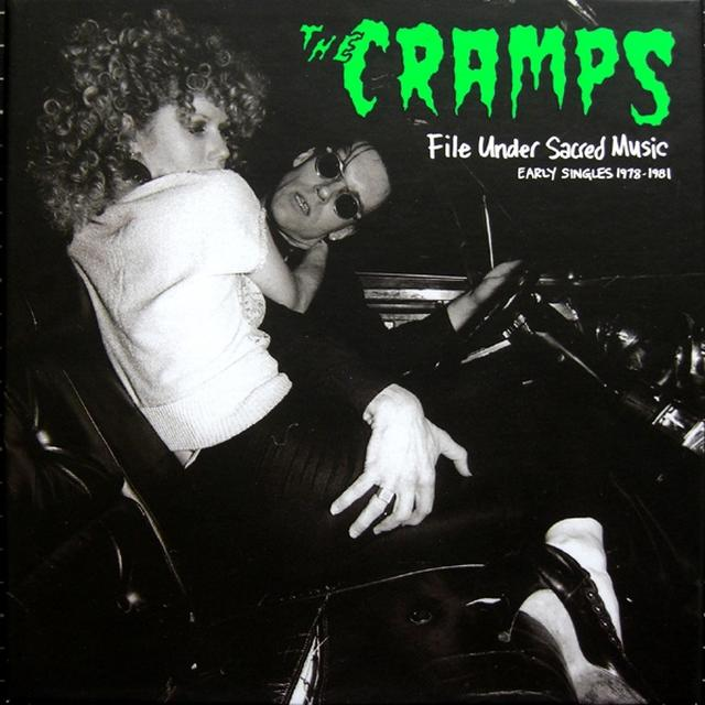 The Cramps FILE UNDER SACRED MUSIC: EARLY SINGLES 1978-1981 Vinyl Record