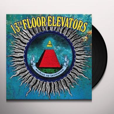 The 13th Floor Elevators ROCKIUS OF LEVITATUM Vinyl Record - 180 Gram Pressing