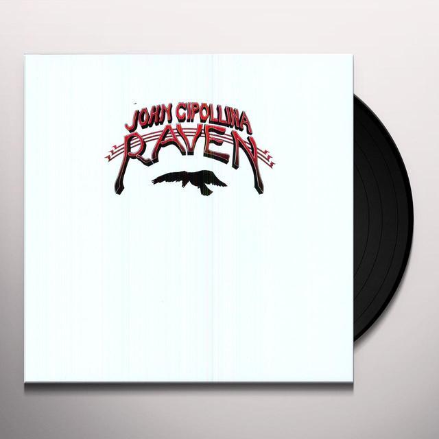 John Cipollina RAVEN Vinyl Record - Remastered