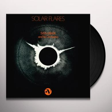 Sven Libaek SOLAR FLARES Vinyl Record