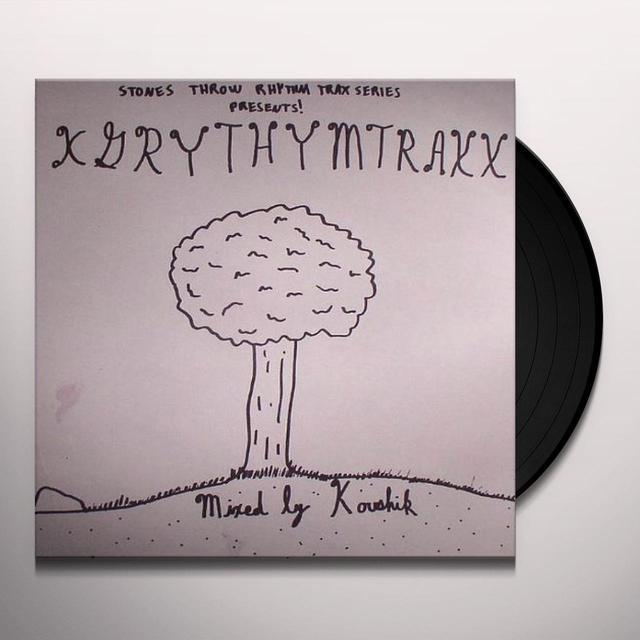 Koushik RHYTHM TRAX 5 Vinyl Record