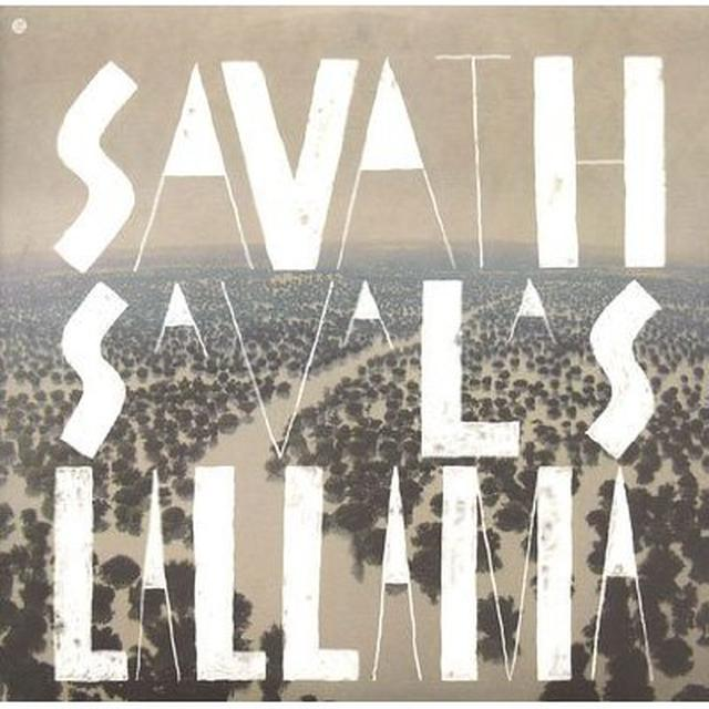 Savath & Savalas LLAMAS Vinyl Record