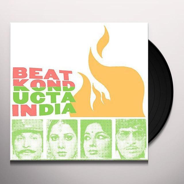 Madlib BEAT KONDUCTA 4 Vinyl Record