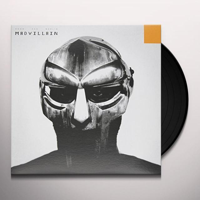 MADVILLAINY Vinyl Record