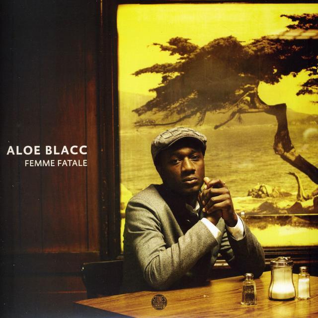 Aloe Blacc FEMME FATALE Vinyl Record