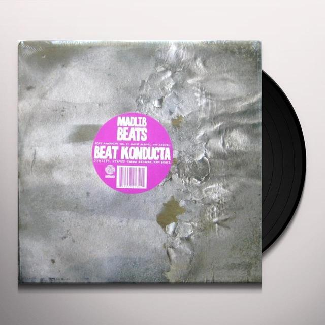 Madlib BEAT KONDUCTA 2 Vinyl Record