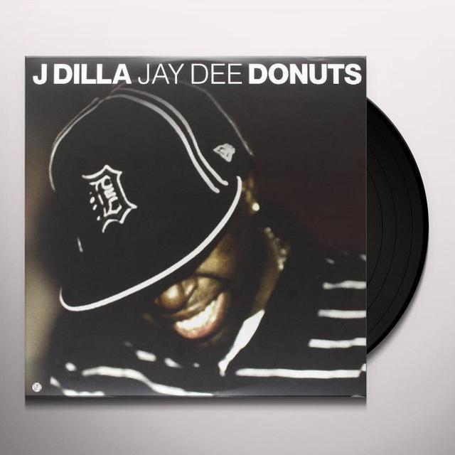 J Dilla DONUTS Vinyl Record