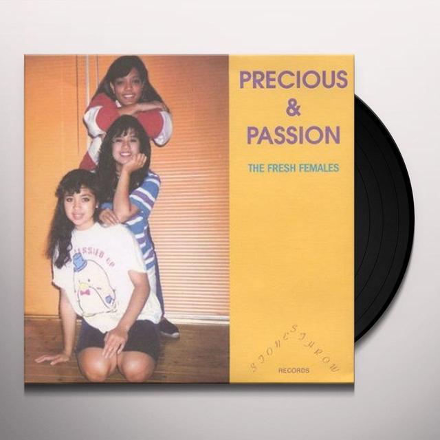 Precious & Passion FRESH FEMALES Vinyl Record