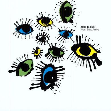 Aloe Blacc WANT ME Vinyl Record