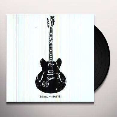 Black Rebel Motorcycle Club BABY 81 Vinyl Record