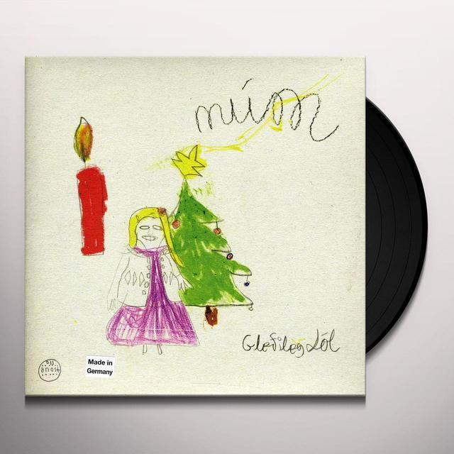 Mum GLEOILEG JOL (EP) Vinyl Record