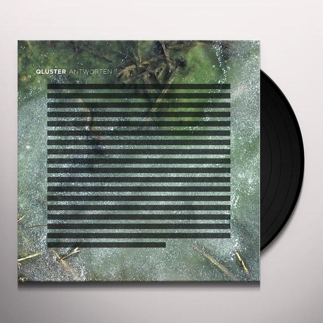 Qluster ANTWORTEN Vinyl Record