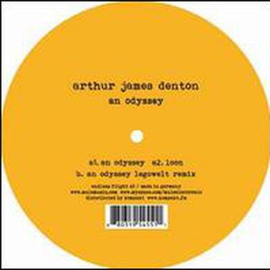 Arthur James Denton ODYSSEY Vinyl Record