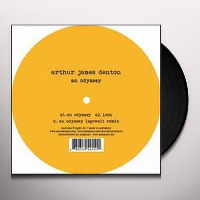 Arthur James Denton ODYSSEY (EP) Vinyl Record