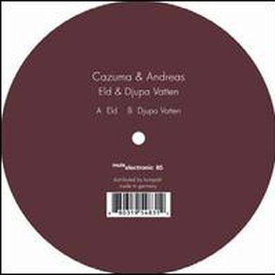 Cazuma & Andreas ELD & DJUPA VATTEN Vinyl Record