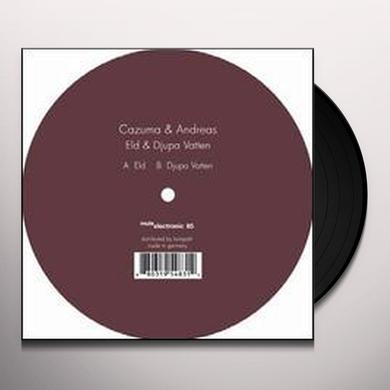 Cazuma & Andreas ELD & DJUPA VATTEN (EP) Vinyl Record