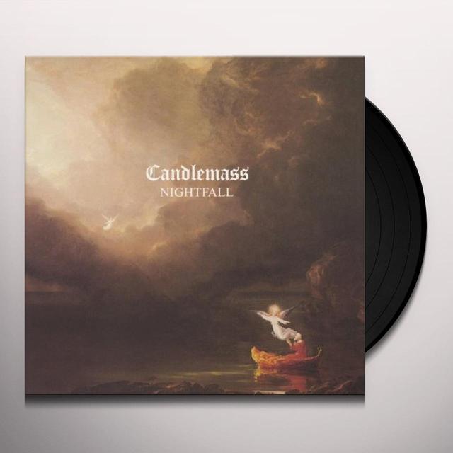 Candlemass NIGHTFALL Vinyl Record