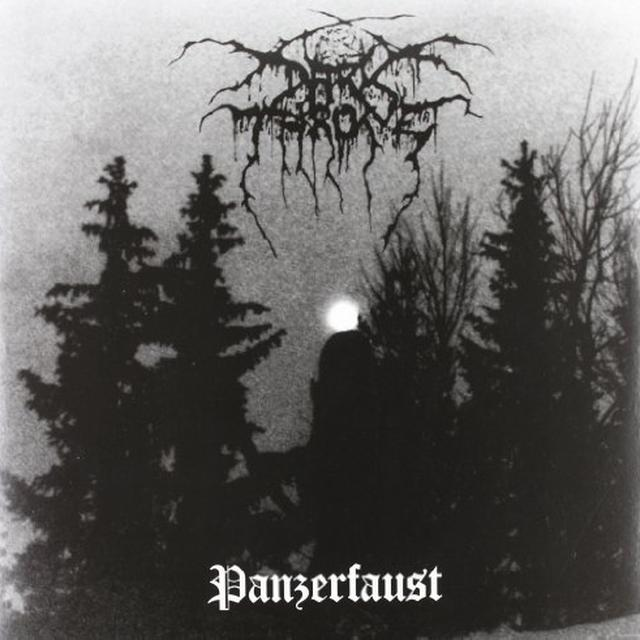 Darkthrone PANZERFAUST Vinyl Record
