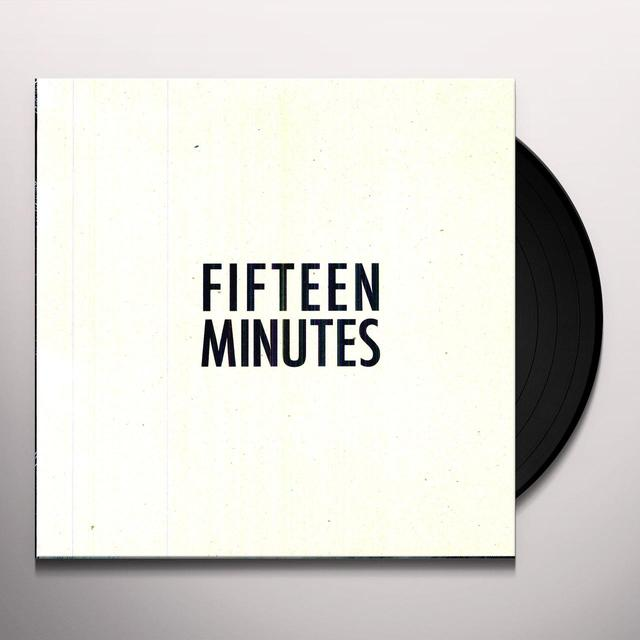 Fifteen Minutes / Various (W/Cd) (Ltd) (Box) FIFTEEN MINUTES / VARIOUS Vinyl Record