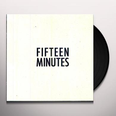 Fifteen Minutes / Various (W/Cd) (Ltd) (Box) FIFTEEN MINUTES / VARIOUS Vinyl Record