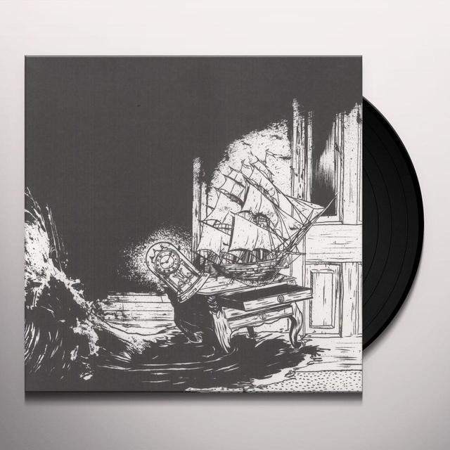 STARKWEATHER / OVERMARS Vinyl Record