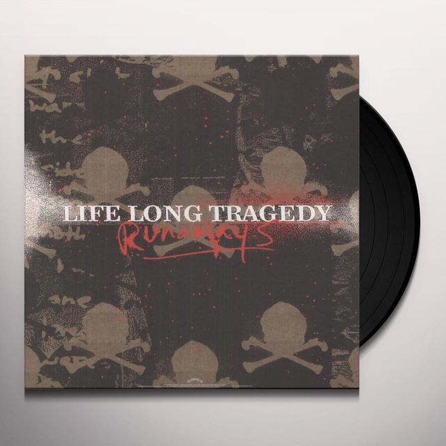 Life Long Tragedy RUNAWAYS Vinyl Record