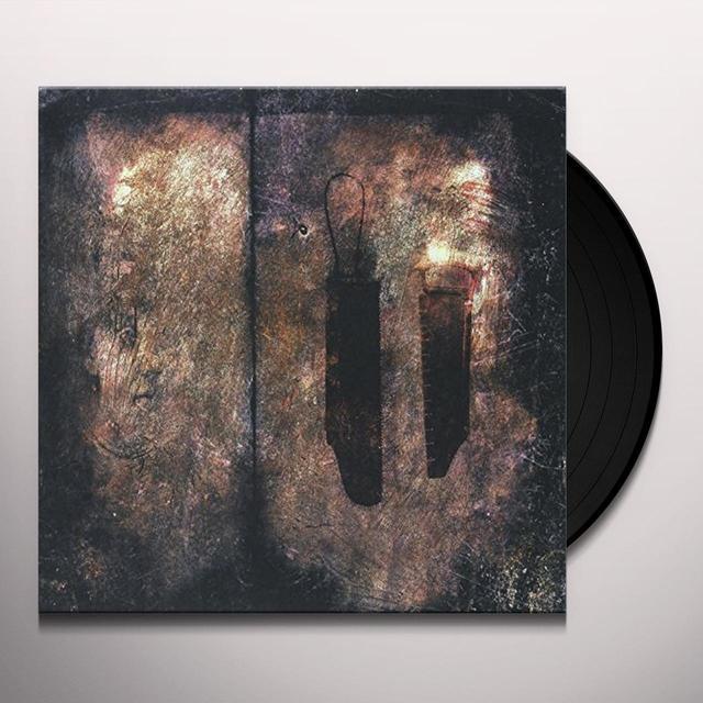 Irons / Pulling Teeth GREY SAVIOR Vinyl Record