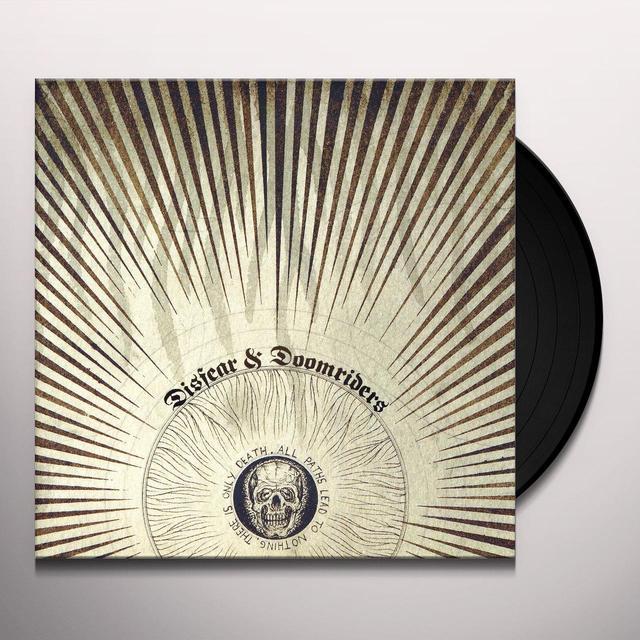 DOOMRIDERS / DISFEAR Vinyl Record