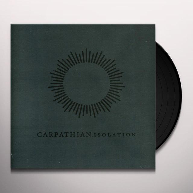 Carpathian ISOLATION Vinyl Record
