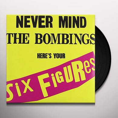 United Nations NEVER MIND THE BOMBINGS HERE'S YOUR SIX FIGURES Vinyl Record