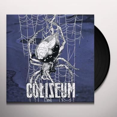 Coliseum TRUE QUIET / LAST WAVE Vinyl Record