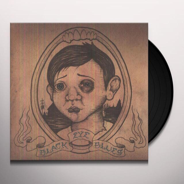 Lewd Acts BLACK EYE BLUES Vinyl Record