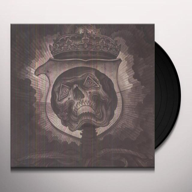 Doomriders DARKNESS COME ALIVE Vinyl Record