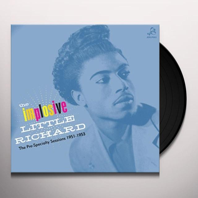 IMPLOSIVE LITTLE RICHARD Vinyl Record