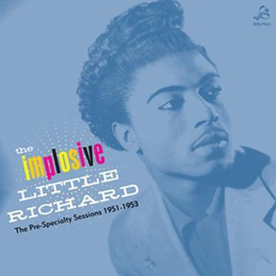 IMPLOSIVE LITTLE RICHARD Vinyl Record