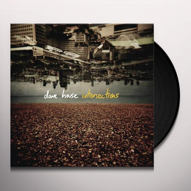 Dave House INTERSECTIONS Vinyl Record