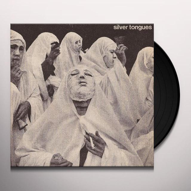 Silver Tongues BLACK KITE Vinyl Record