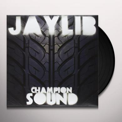 Jaylib CHAMPION SOUND Vinyl Record