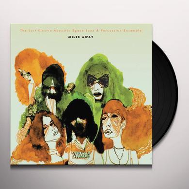 Last Electro Acoustic MILES AWAY Vinyl Record