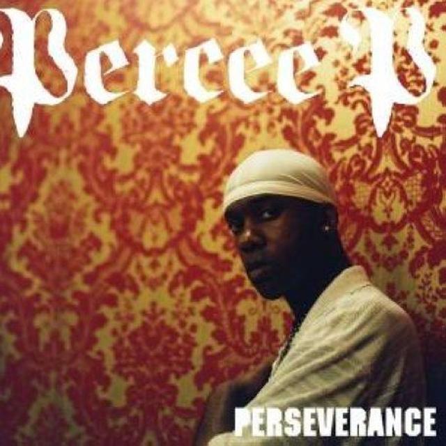Percee P PERSEVERANCE (Vinyl)
