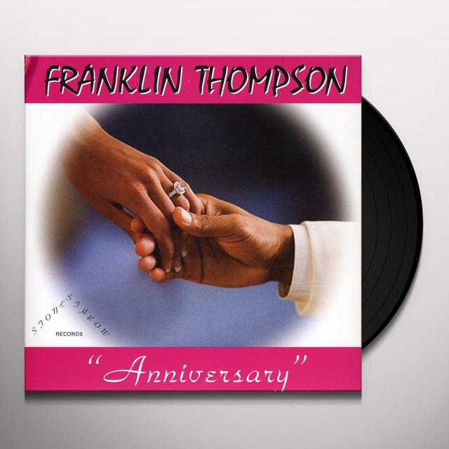 Franklin Thompson ANNIVERSARY / THINKING IMPAIRED Vinyl Record