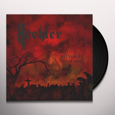 Beehler MESSAGE TO THE DEAD Vinyl Record